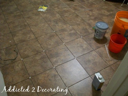 The Tile Without Grout