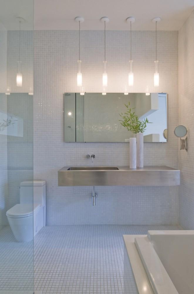 Best Bathroom Interior Designs Ideas: Lighting Fixtures ...