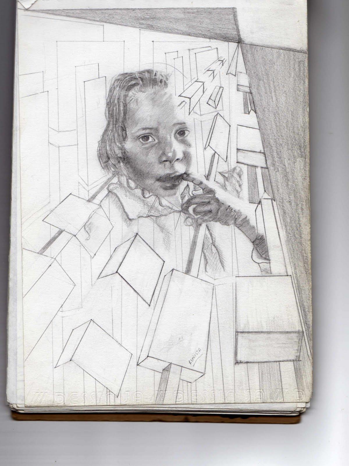 DIBUJANTE ARTISTICO: ilustraciones hechas en lapiz