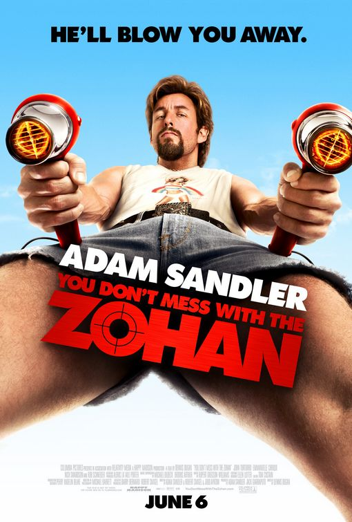 You Don't Mess With the Zohan Movie Drinking Game ...