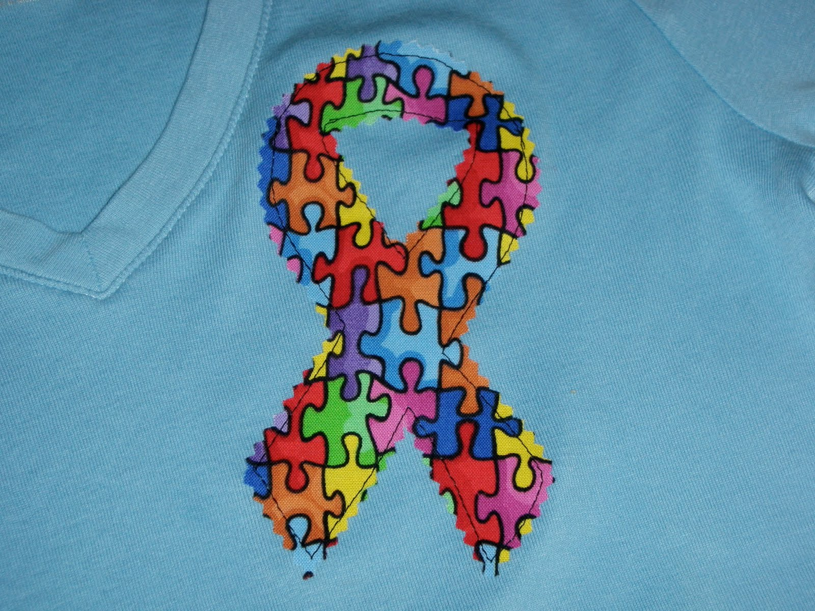 Sweet Stitches By Lindsey Autism Awareness Shirts