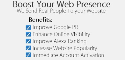 Boost your Web Traffic