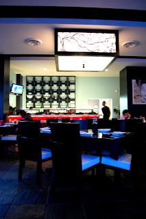 Houston Restaurant Week Crave Sushi Review