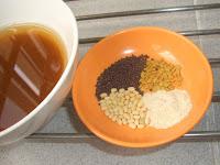 parangikkai chutney ingredients 2
