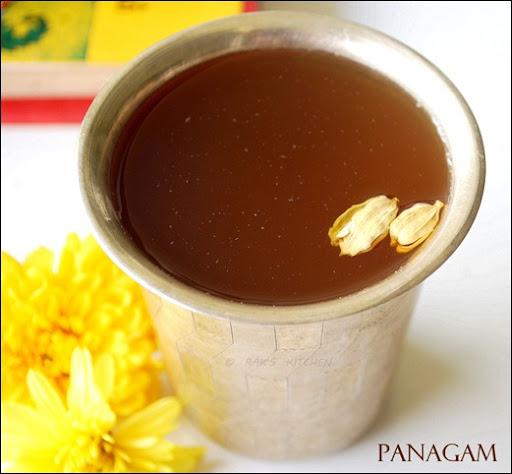 Ram navami special recipe - panagam