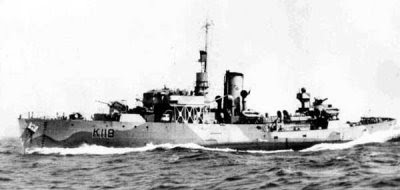 HMCS Napanee (K-118)