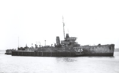 HMS Scarborough (L-25 / U-25)