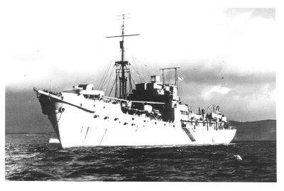 HMS Largs