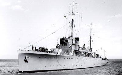 HMS Hastings (L-27 / U-27)