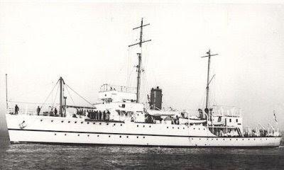 HMS Gleaner (J- 83)