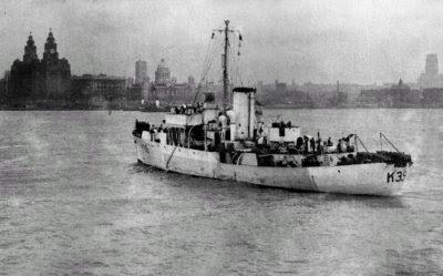 HMS Hydrangea (K-39)