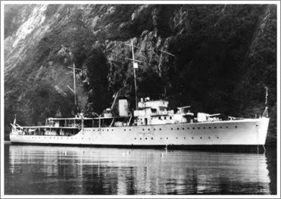 HMS Wellington (L-65 / U-65)