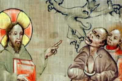 Exorzismus Durchführung