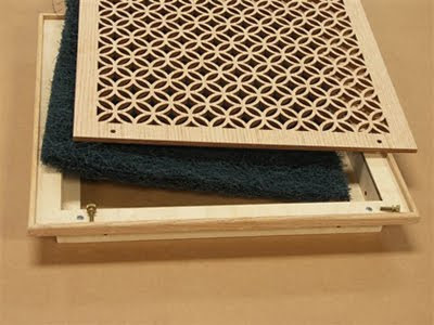 Design in the Woods: Decorative Air Grilles