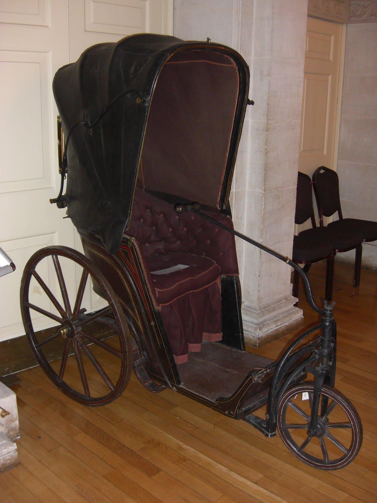 Bath Chairs | Britain Visitor Blog