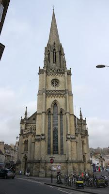 St Michael's Church Bath
