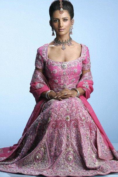 Indian Wedding Dress Lehenga Choli..