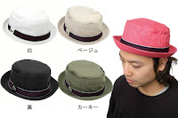 lacoste porkpie hat 02 Pork Pie Hat