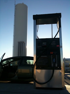 CNG Fueling Station Barstow