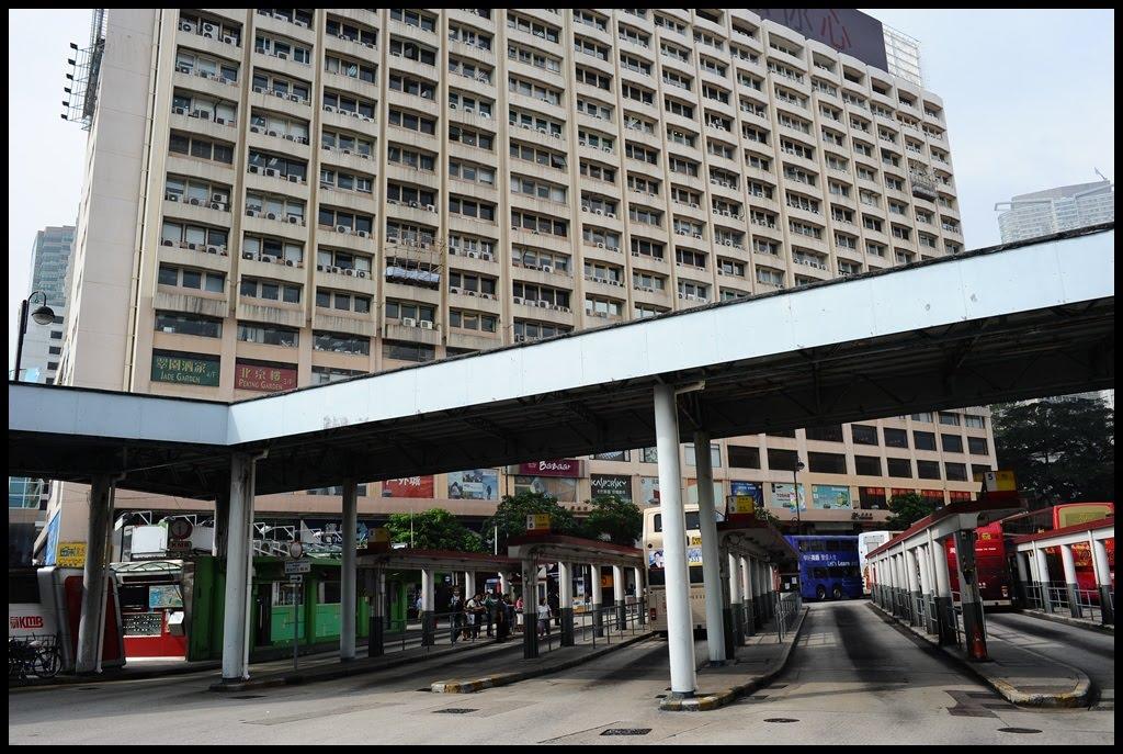 尖沙咀碼頭巴士總站 Star Ferry Bus Terminus | 哈佬香港