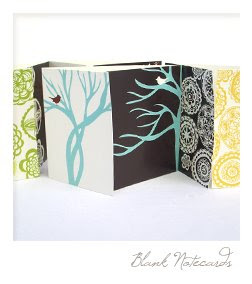 Blank Note Cards with Envelopes Set of 3, PHP 125