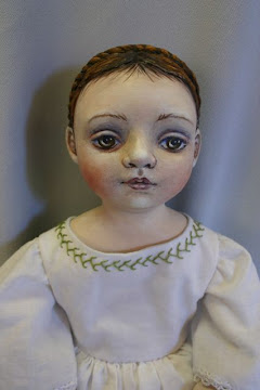 Historically-referenced doll SOLD