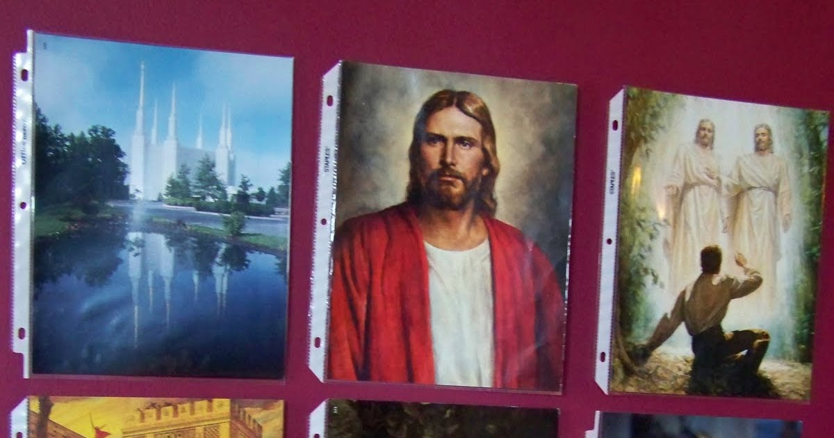 Lds Crafts To Make For Eight Year Olds