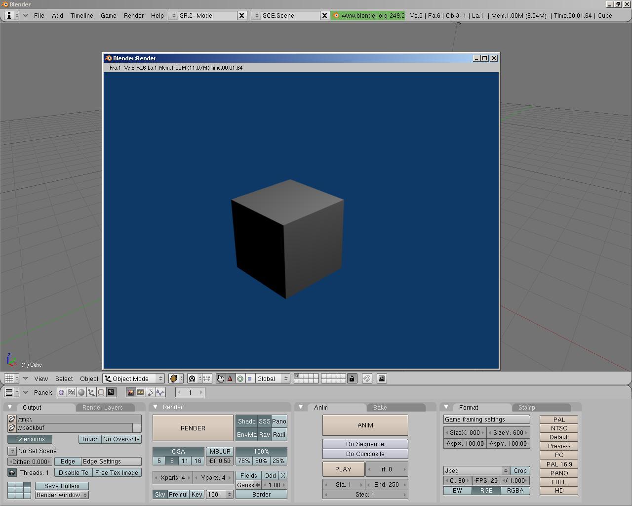 Blender Minecraft Tutorial Render An Image – Desenhos Para Colorir