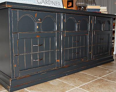 Remodelaholic Ethan Allen Bedroom Set Furniture Redo