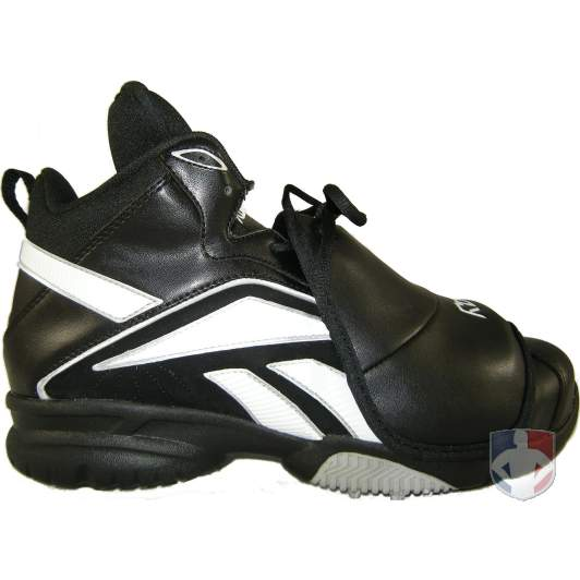 Reebok Zig Magistrate Low All Black Umpire Plate Shoe