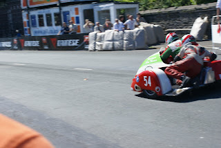 Bob Howard Honda >> Road Racing Capital of the World: More Pic's of 2008 Sidecar TT