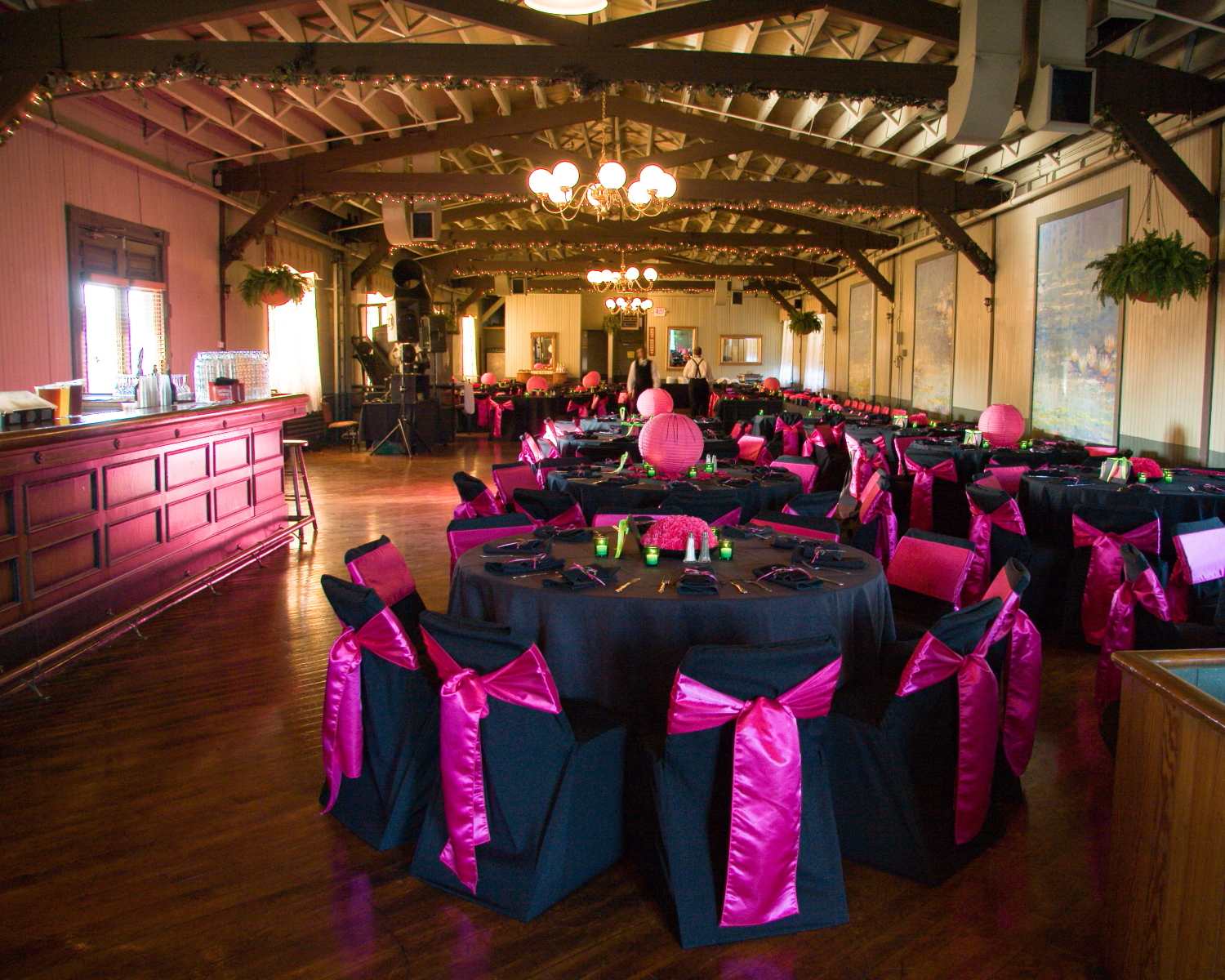 Wedding And Banquet Halls