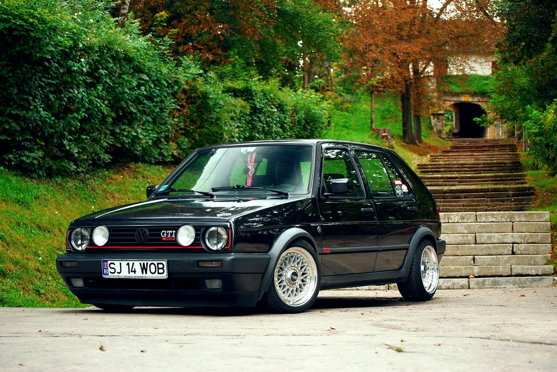 loved cars photography golf mk2 gti edition one. Black Bedroom Furniture Sets. Home Design Ideas