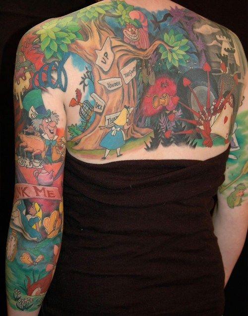 """The Disney Hippy: """"I swear by my tattoo!"""""""