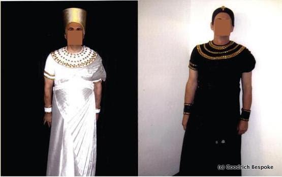 Aida Costumes Opera Australia 2008 Goodrich Bespoke