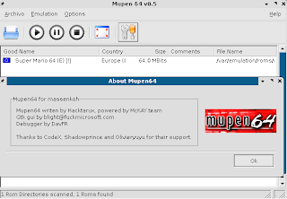 McKAY brothers, multimedia emulation and support: Mupen64 and