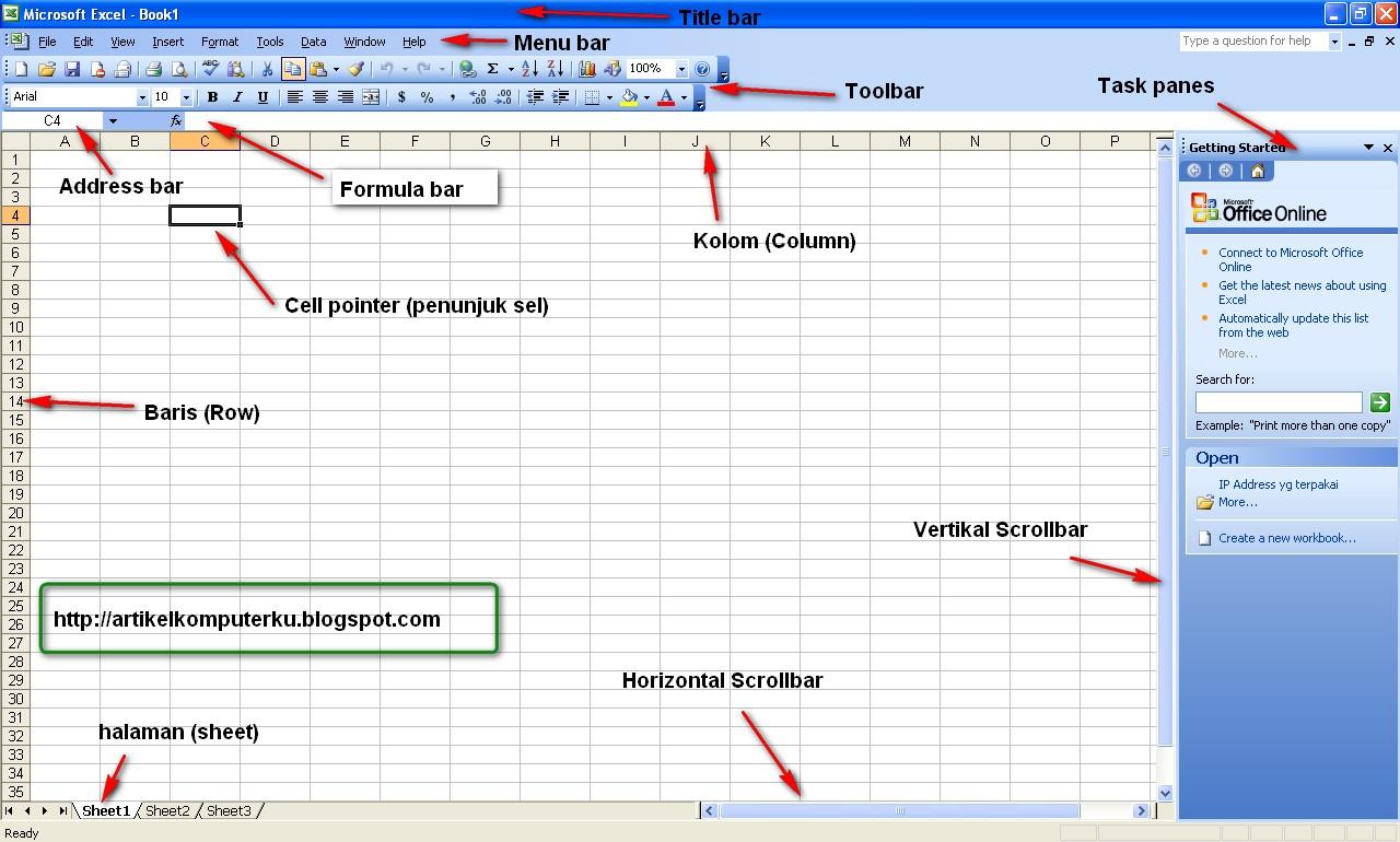 Pengenalan Microsoftword Dan Excell