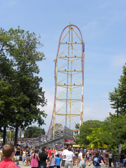 Top Thrill Dragster Cedar Point