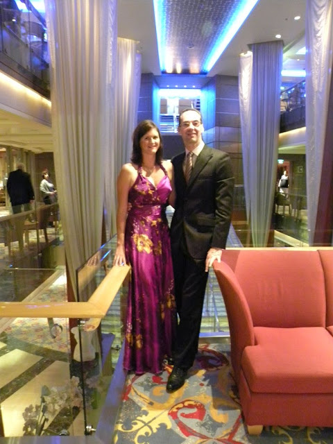 Formal Evenings Celebrity Infinity