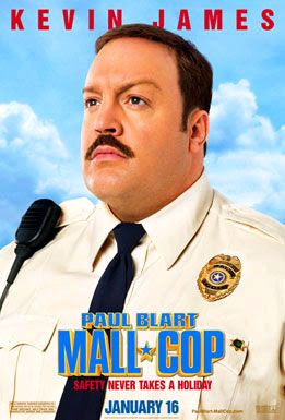 Mall Cop movie poster