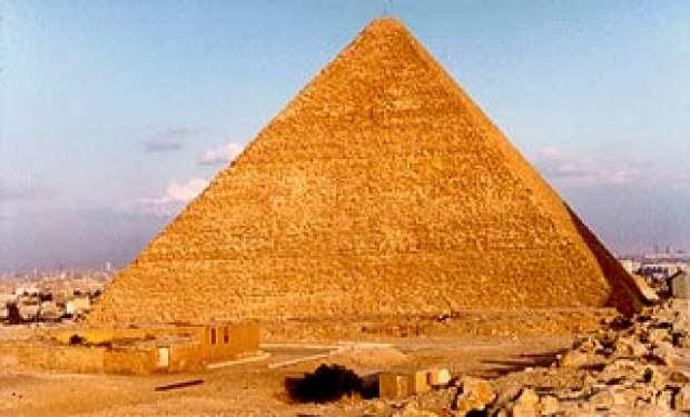 Piramida+Lui+Keops Cele 7 Minuni Ale Lumii