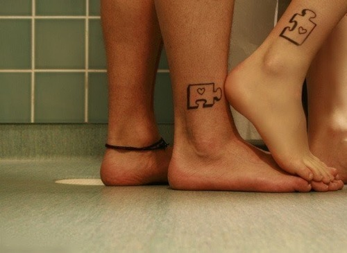 Tattoos Designs Pictures: Matching Tattoos