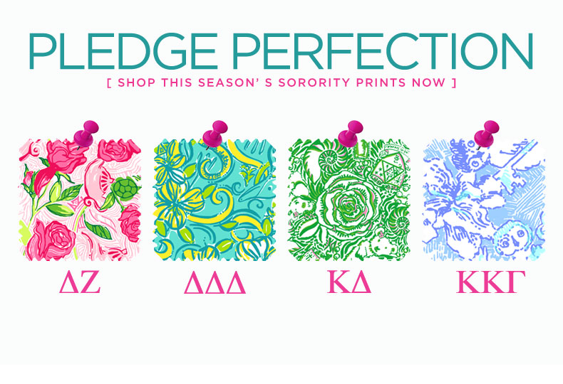 7c57fd9cd8b272 Pulitzer even makes sorority prints! That's exactly what I need to set  myself apart from the other sorority girls... As if my lettered mixer  t-shirt, ...