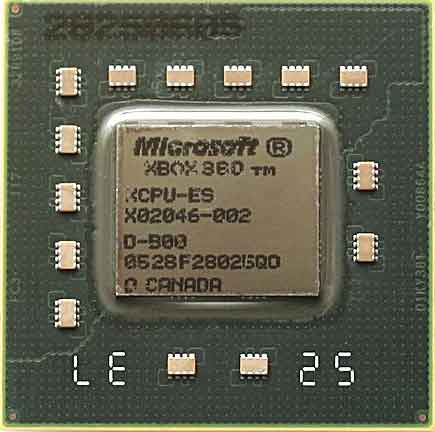 XCPU from Xbox360-S
