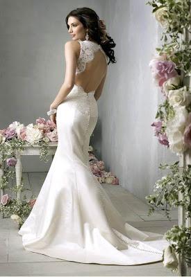 fotos de vestidos de noivas modernos