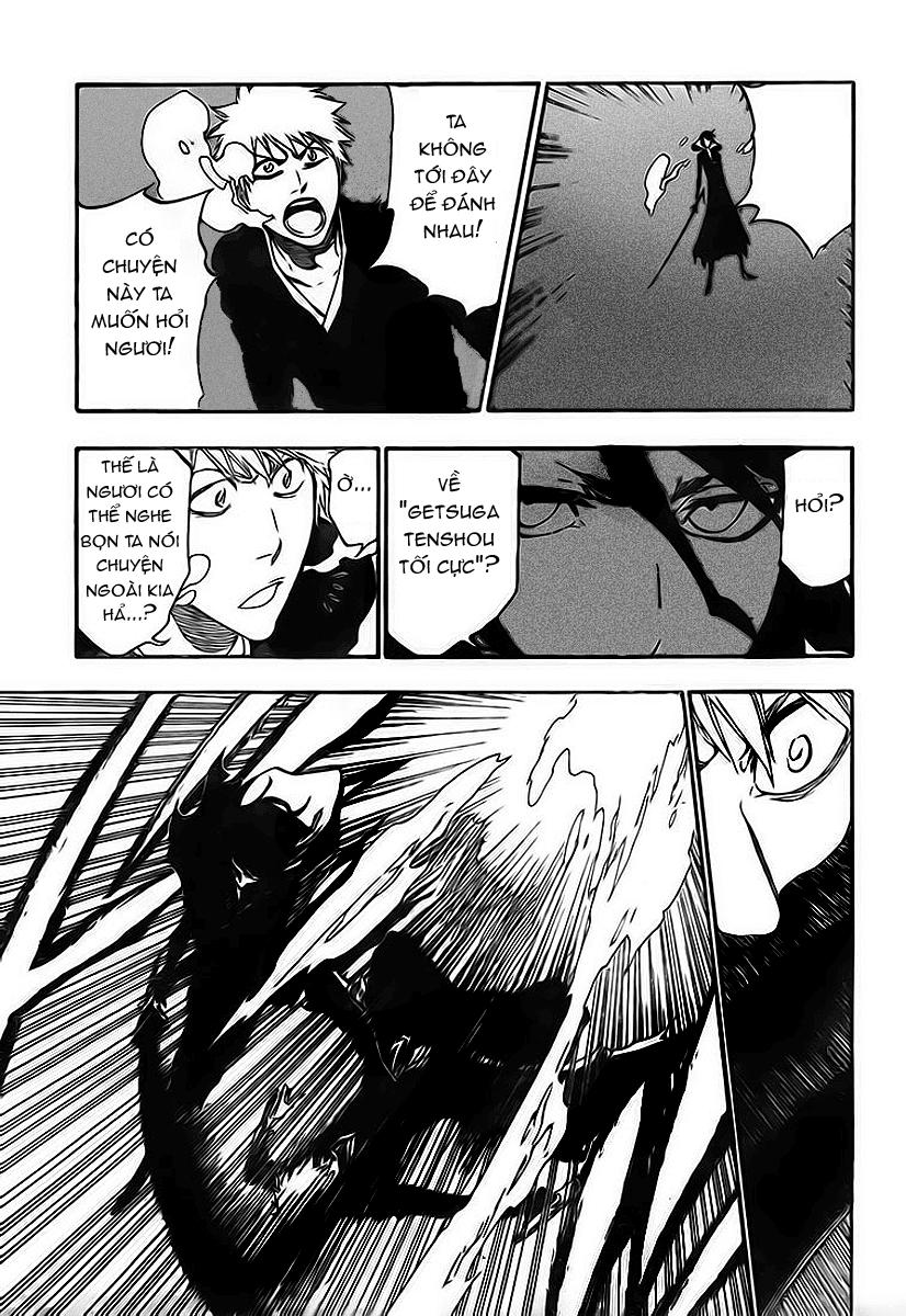 Bleach chapter 409 trang 15