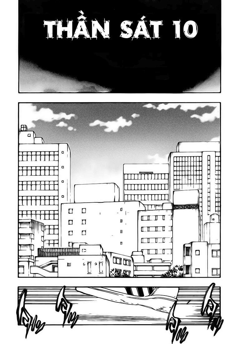Bleach chapter 408 trang 11