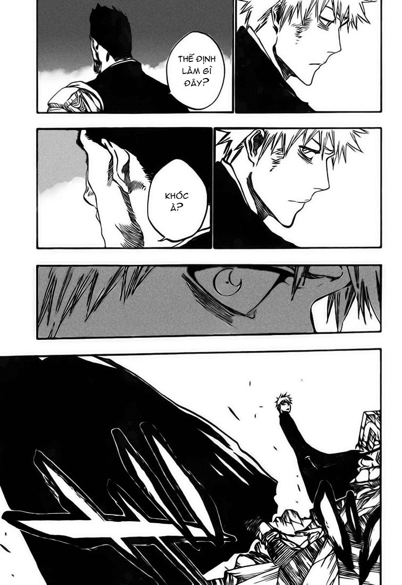 Bleach chapter 407 trang 9