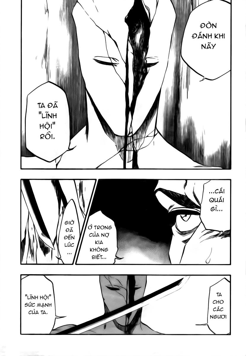 Bleach chapter 406 trang 5