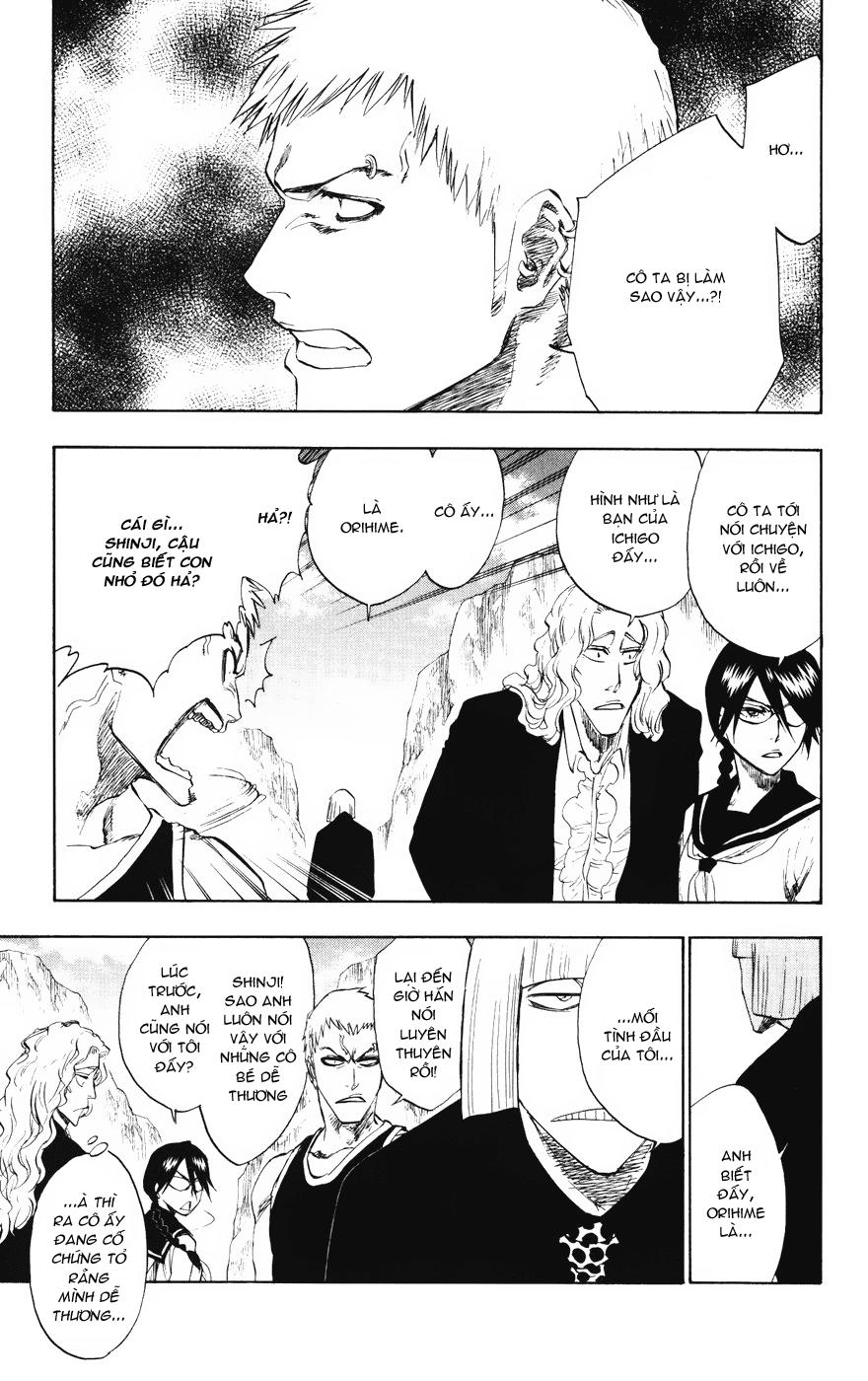 Bleach chapter 226 trang 2